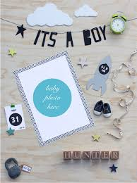 birth announcement templates stylist erin michael creates birth announcement app the interiors