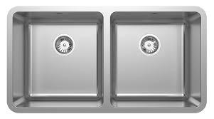 Abey PKQ200UPK NuQueen Double Bowl Undermount Sink Pack Abey Kitchen Sinks