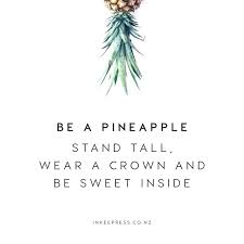 pineapple background quotes. be a pineapple quote | ww.inkeepress.co.nz by the print here background quotes o