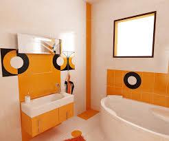 Badezimmer Deko Orange Fotogalerie Dorty