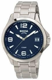 Наручные <b>часы BOCCIA</b> 3591-03 — купить по выгодной цене на ...