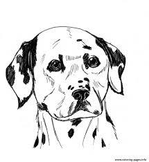 Dalmatian Dog B6cf Coloring Pages Printable Best Dalmation Dog