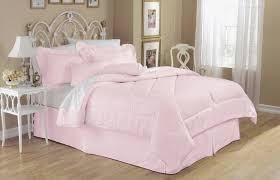 pink comforter set full color