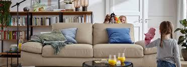 Ein Sofa Für Die Ganze Familie Wohnzimmer Blog Hofmeister