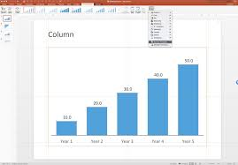 Slidemagic Data Charts As A Default In Your Powerpoint