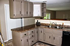 chalk paint cabinets ideas painted kitchen cabinet annie sloan before and after cupboard over stained updating oak painting laminate unfinished wood redo