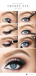 new year s eve eye makeup the perfect smokey eye tutorial for every occasion