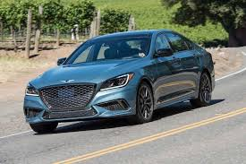 2018 Genesis G80 Sport First Drive: Notice Me!