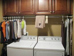 Laundry Hanging Bar Laundry Hanging Bar Home Design Ideas