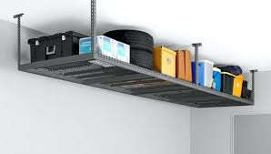 New Age Ceiling Storage Rack Delectable Ceiling Storage Wamayug