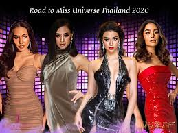 Road to Miss Universe Thailand 2020 🇹🇭... - Thailand-beauty pageant