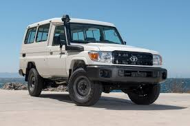 Toyota Gibraltar Stockholdings Tgs 4x4 Vehicles For Aid