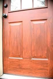 paint garage door to look like wood best paint for metal doors paints for metal doors