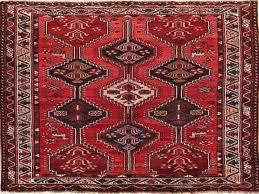 red area rugs 8x10 red wool rug appealing geometric semi antique wool red area rug home
