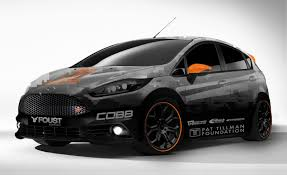 2014 Ford Fiesta ST By COBB Tuning/Tanner Foust Racing Review ...