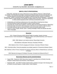 Best Professional Resumes 23 Best Best Education Resume Templates Samples Images Sample
