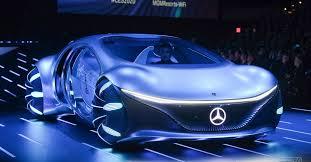 <b>Mercedes</b>-<b>Benz</b> unveils an Avatar-themed concept <b>car</b> with scales ...