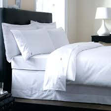 500 thread count bedding thread count cotton satin plain dye white duvet cover king size sheet