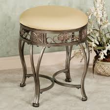 vanity stool mirrored vanity stool vanity stool with wheels
