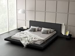 black modern bedroom furniture.  Black Black Platform Bed Of Awesome Fujian Modern Ash Bedroom Furniture For  Remodel 9 Intended F