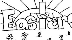 Coloring Pages Religious Coloring Pages For Easter New Tech Page