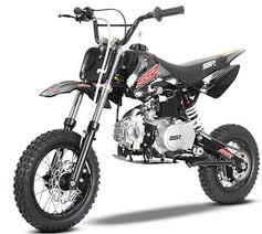 sr110 110cc youth dirt bike kids semi automatic pit bike