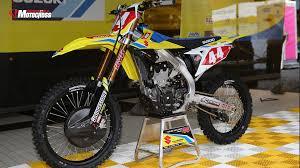 2018 suzuki motocross bikes. unique suzuki 2018 suzuki rmz450  complete coverage inside suzuki motocross bikes