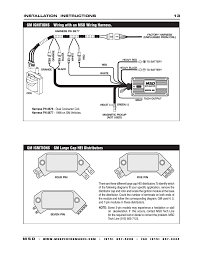 msd wiring harnes msd wiring diagrams brianesser com medium resolution of gm ignitions wiring an msd wiring harness gm ignitions gm large cap