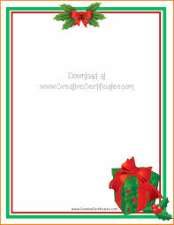 Christmas Letter Templates Microsoft Publisher Refrence Winter