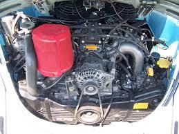 Vw Engine Swap Compatibility Chart 1971 Beetle With A Subaru Ej20 Engine Swap Depot