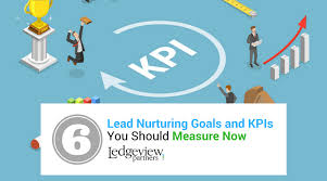Lead Nurturing 6 Lead Nurturing Goals And Kpis You Should Measure Now Ledgeview