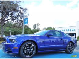 ford mustang 2014 blue. Interesting Ford Deep Impact Blue Ford Mustang In 2014