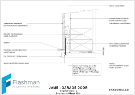 garage door jambs garage door jambs softplan 2018