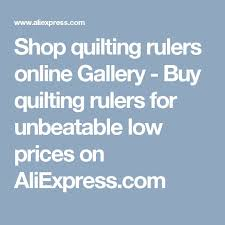 2016 New 24 Kinds Of Styles Quilting Tools Quilting Ruler School ... & 2016 New 24 Kinds Of Styles Quilting Tools Quilting Ruler School Stationery  Supplies Tailor A4 A3 Cutting Mat-in Rulers from Office & School Suppli… Adamdwight.com