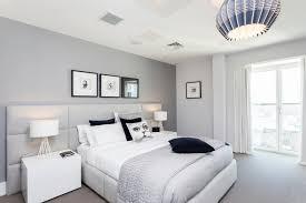 bedroom modern white. All White Modern Bedroom Photo - 1
