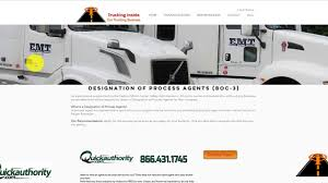 Form Boc 3 Designation Of Process Agents What Is A Designation Of Process Agent Boc 3 By Trucking Inside