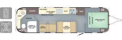 airstream floor plans. Brilliant Plans Floor Plans  Classic 33 Twin On Airstream S