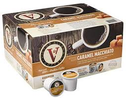 This zestful dark roast coffee offers a resplendent cup of coffee full of impactful notes and a splendid aroma. Amazon Victor Allen S Coffee K Cups Caramel Macchiato Single Serve Medium Roast Coffee 80 Count Keurig 2 0 Brewer Compatible Only 16 99 18 99 Free Shipping With Subscribe Save Kollel Budget