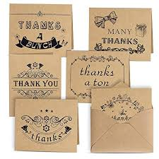 Thank You Notes Thank You Notes Amazon Co Uk