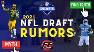 NFL Draft 2021 News & Rumors + Dolphins & Falcons Trades? + Mac Jones to  49ers?