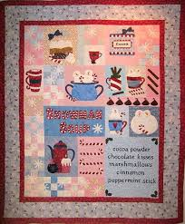 179 best snowman quilts images on Pinterest   Cabinets, Christmas ... & Quilt Inspiration: 'Tis the season: Snowman Soup. Quilt by MooseStash  Quilting, Adamdwight.com