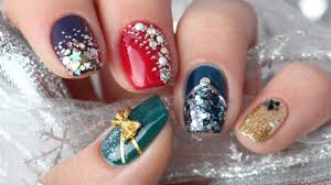 Nail Polish Designs For New Years 5 New Years Eve Nail Art Design Ideas
