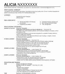 sample mental health counselor resume physical therapist resume resume  samples