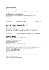 Flagger Resume Good Resume Exles For First Job Simple Job Resume