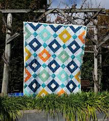 Elven Garden Quilts: Welded Quilt {AGF Stitched} & As soon as I saw this quilt design, I decided it would be perfect for my  eldest son's upcoming eleventh birthday. It's a great masculine design, ... Adamdwight.com