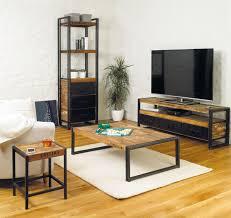 Industrial Living Room Decor Modern Furniture Modern Industrial Furniture Compact Light