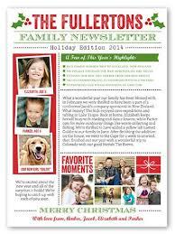family newsletter holiday newsletter examples barca fontanacountryinn com