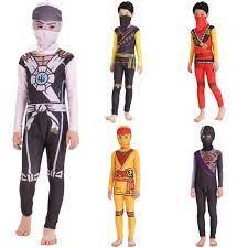 2020 Kai Smith Jay Walker Cole Zane Lloyd Sensei Wu Cosplay Costumes  Ninjago Halloween Costume for Boy Zentai Anime Costume Boys Costumes