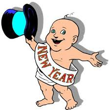 Image result for new year baby