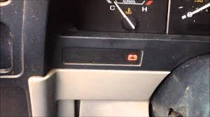 Ford Ranger Check Engine Light Blinking Reading Ford Check Engine Light 86 94